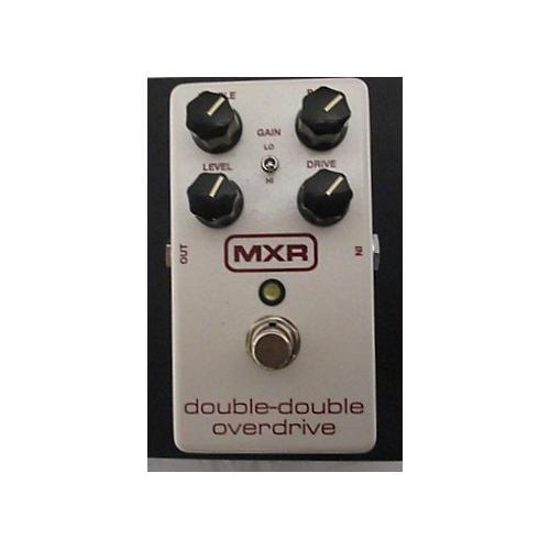 MXR Double-Double Overdrive Effect Pedal-thumbnail