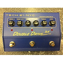 Tech 21 Double Drive 3X Effect Pedal