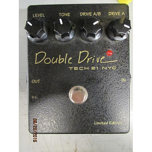 Tech 21 Double Drive Limited Edition Effect Pedal-thumbnail