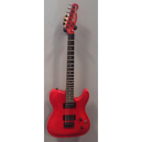 Squier Double Fat Telecaster Solid Body Electric Guitar-thumbnail