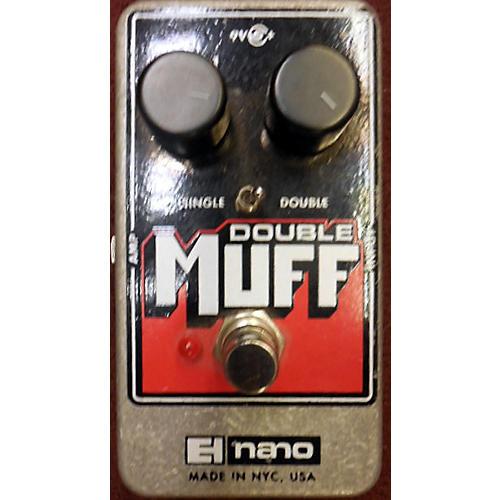 Electro-Harmonix Double Muff Nano Distortion Effect Pedal-thumbnail
