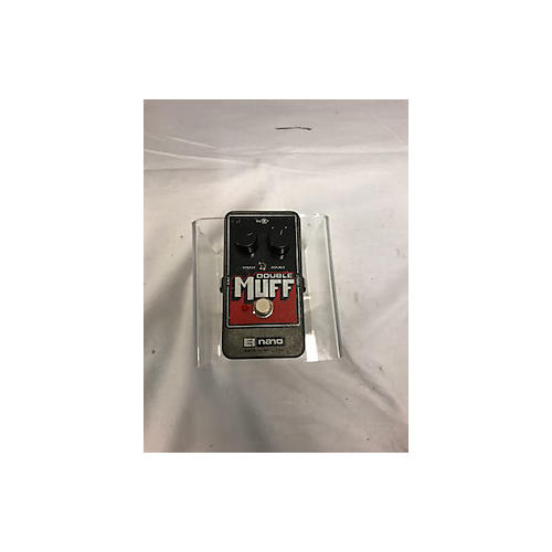 Electro-Harmonix Double Muff Nano Distortion Effect Pedal
