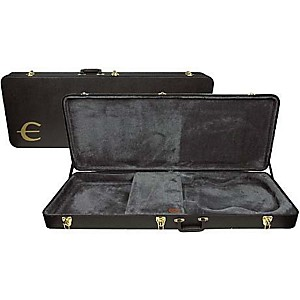 Epiphone Double Neck Hardshell Case for G-1275 Custom Electric Guitars by Epiphone