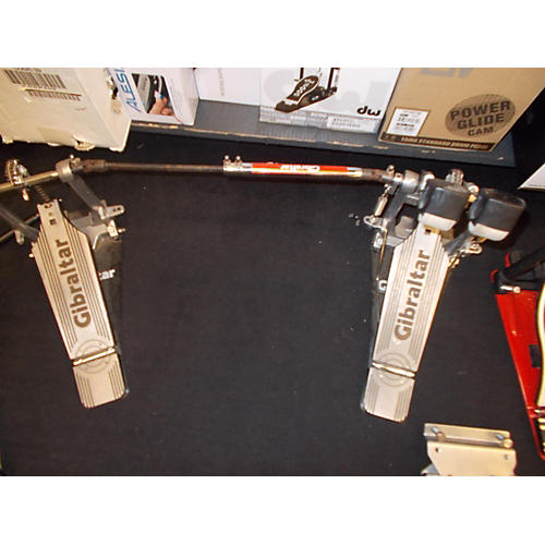 Gibraltar Double Pedals Double Bass Drum Pedal-thumbnail