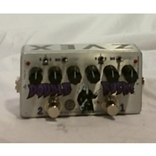 Zvex Double Rock! Effect Pedal