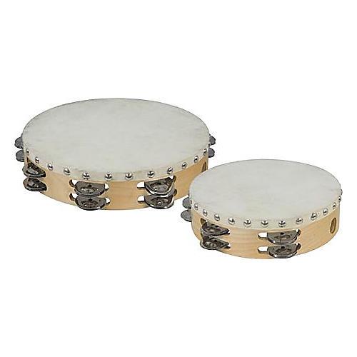 Cannon Percussion Double-Row Tambourine
