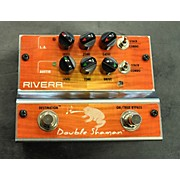 Rivera Double Shaman Overdrive Effect Pedal