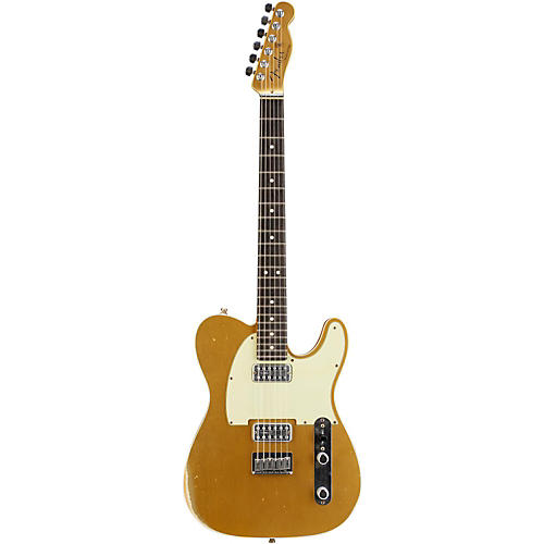 Fender Custom Shop Double TV Jones Relic Telecaster Electric Guitar