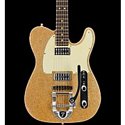 Fender Custom Shop Double TV Jones Telecaster Relic Electric Guitar with Bigsby