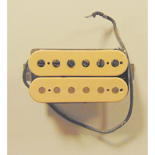Gibson Double White PAF Humbucker Electric Guitar Pickup