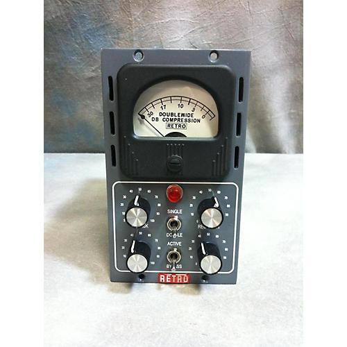 Retro Instruments Double Wide Compression Compressor-thumbnail