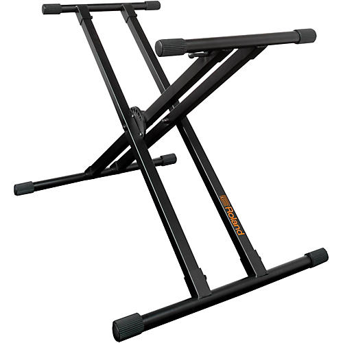 Roland Double X-braced Keyboard Stand-thumbnail