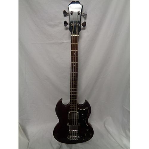 used aria doublecut bass electric bass guitar guitar center. Black Bedroom Furniture Sets. Home Design Ideas