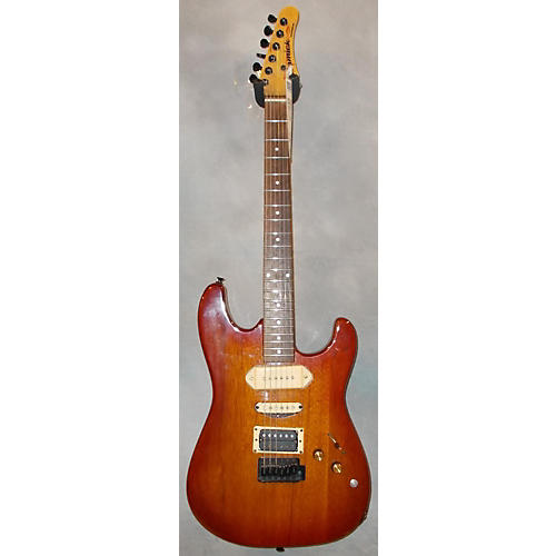 Samick Doublecut Solid Body Electric Guitar-thumbnail