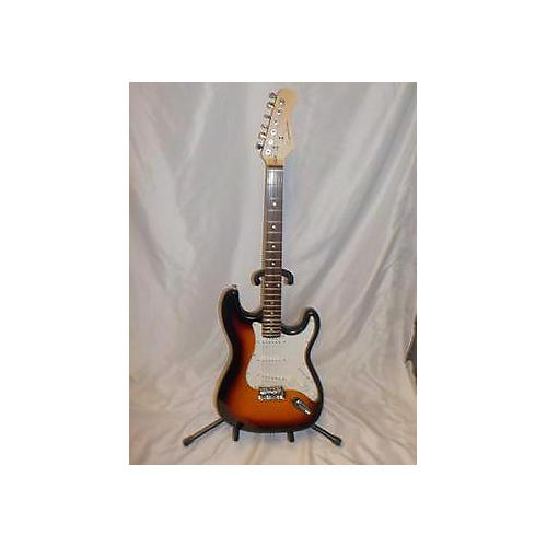 Spectrum Doublecut Solid Body Electric Guitar