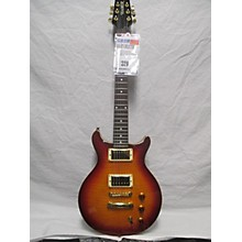 Hamer Doublecut Sunburst Flame Top Solid Body Electric Guitar