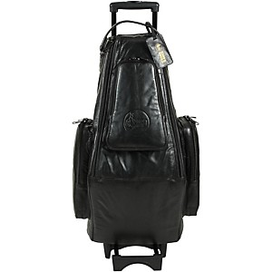 Gard Doublers Alto and Soprano Saxophone Wheelie Bag by Gard