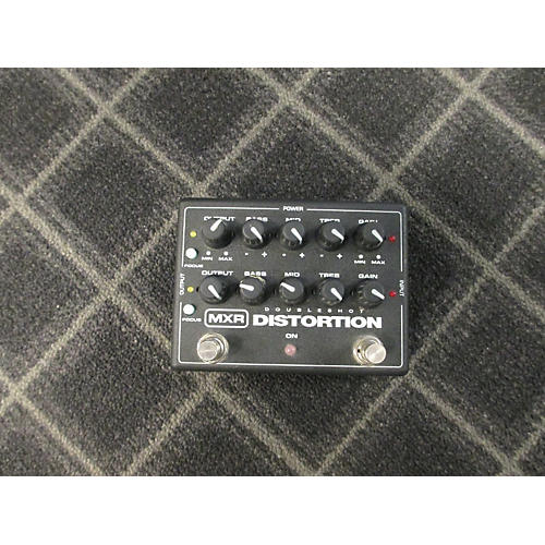 MXR Doubleshot Distortion-thumbnail