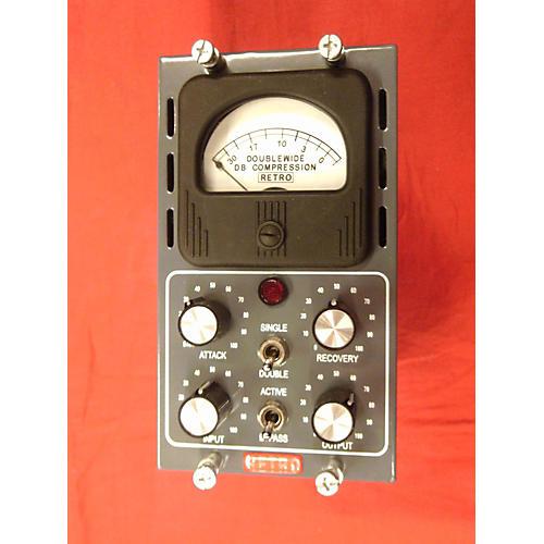 Retro Instruments Doublewide Compressor-thumbnail