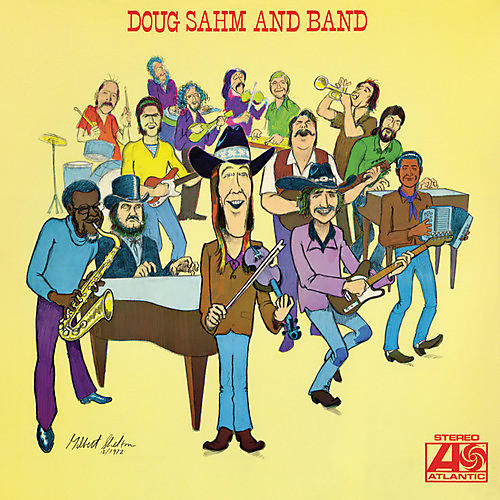 Alliance Doug Sahm - Doug Sahm and Band