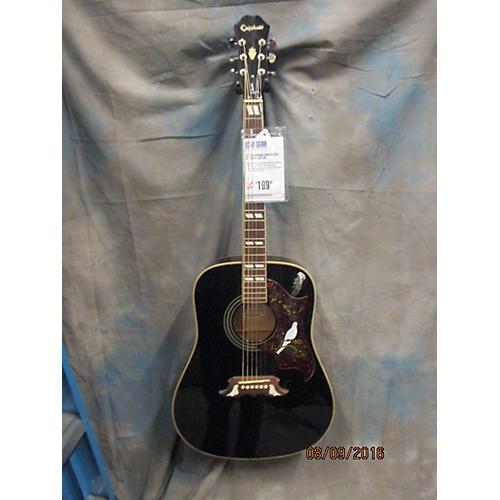 Epiphone Dove Acoustic Guitar-thumbnail