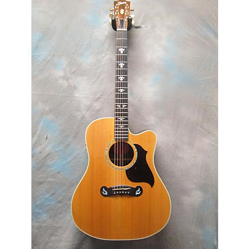 Gibson Dove Artist Acoustic Electric Guitar-thumbnail