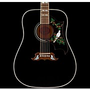 Gibson Dove Ebony Special Limited Edition Acoustic-Electric Guitar