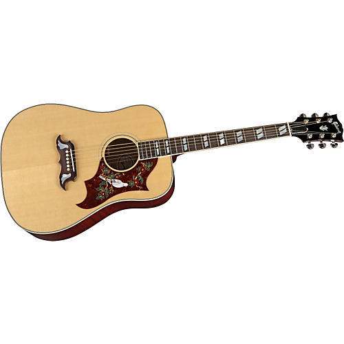Gibson Dove Modern Classic Dreadnought Acoustic-Electric Guitar Antique Cherry Nickel Hardware