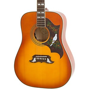 Epiphone Dove Pro Acoustic-Electric Guitar by Epiphone