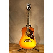 Epiphone Dove Pro Acoustic Electric Guitar