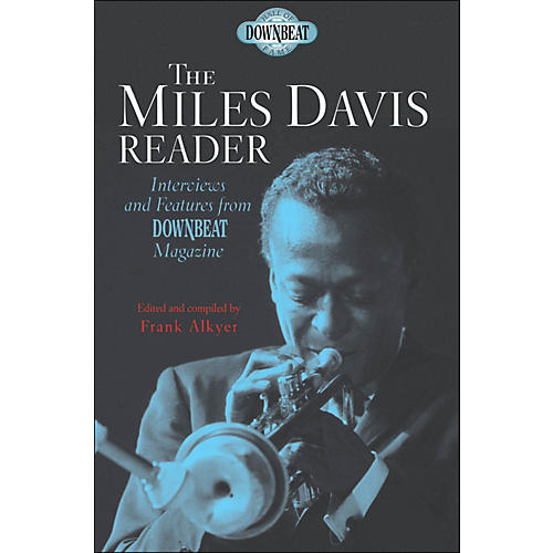 Hal Leonard Downbeat Hall Of Fame Series The Miles Davis Reader-thumbnail