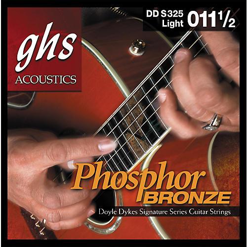 GHS Doyle Dykes Signature Acoustic Guitar Strings-thumbnail