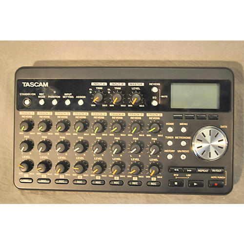 Tascam Dp-008 Grey MultiTrack Recorder