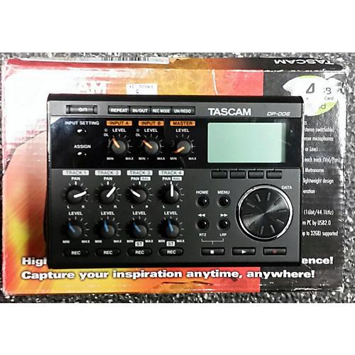 Tascam Dp006 MultiTrack Recorder