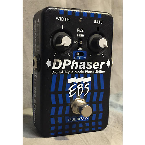 EBS Dphaser Effect Pedal-thumbnail