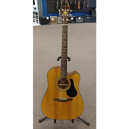 Alvarez Dr-20sc Acoustic Electric Guitar