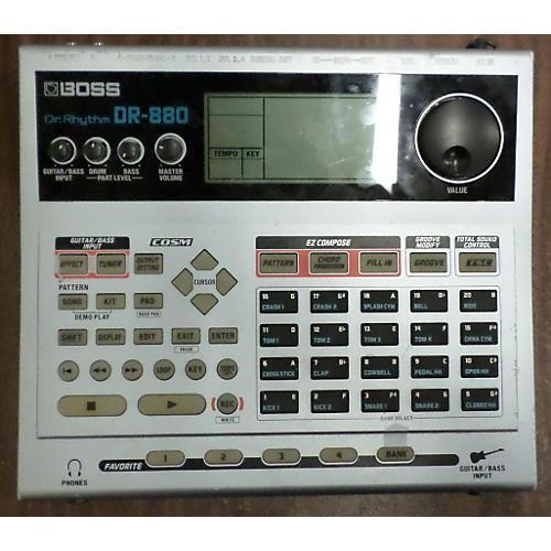 Boss Dr-880 Drum Machine-thumbnail
