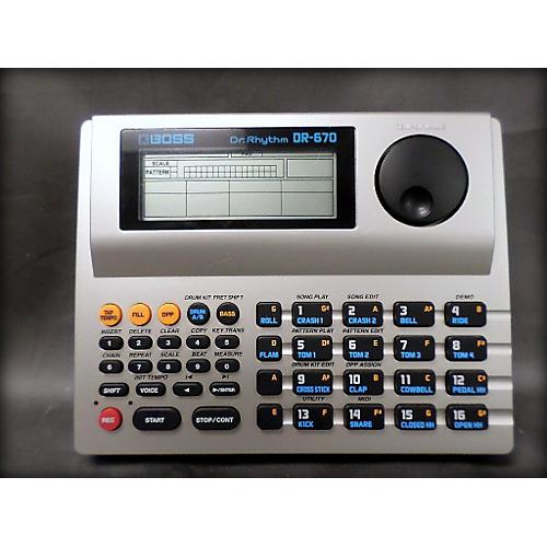 Boss Dr Rhythm Dr670 Production Controller-thumbnail