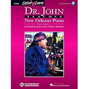 Hal Leonard Dr. John Teaches New Orleans Piano Volume 1 CD Package