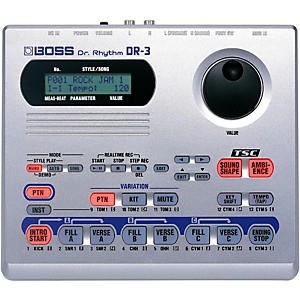 Boss Dr. Rhythm DR-3 by Boss