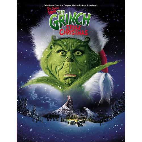 Alfred Dr. Seuss' How the Grinch Stole Christmas: Selections from the Original Motion Picture Soundtrack-thumbnail