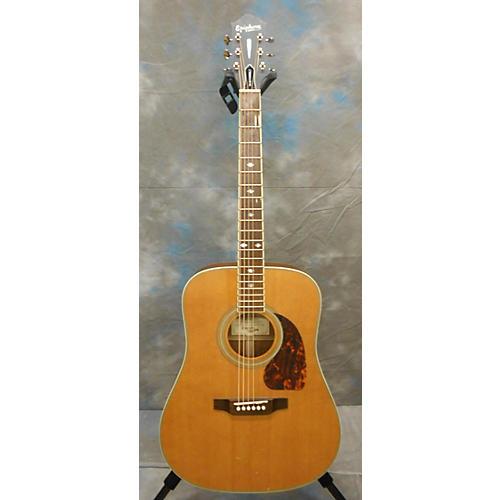 Epiphone Dr500mns MASTERBILT Acoustic Guitar-thumbnail