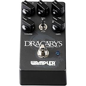 wampler dracarys high gain distortion pedal guitar center. Black Bedroom Furniture Sets. Home Design Ideas
