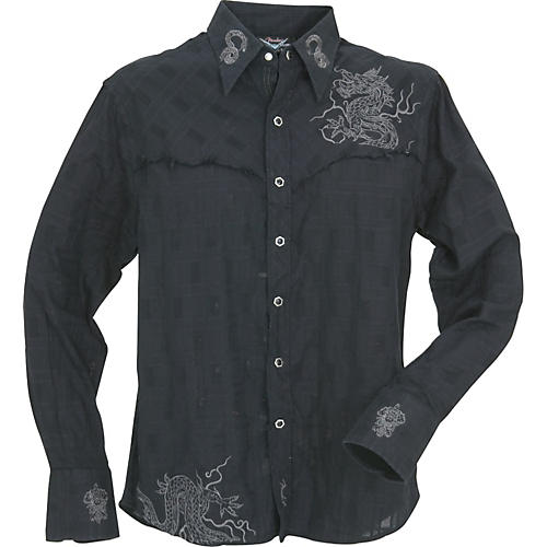 Fender Dragon Eye Woven Shirt-thumbnail