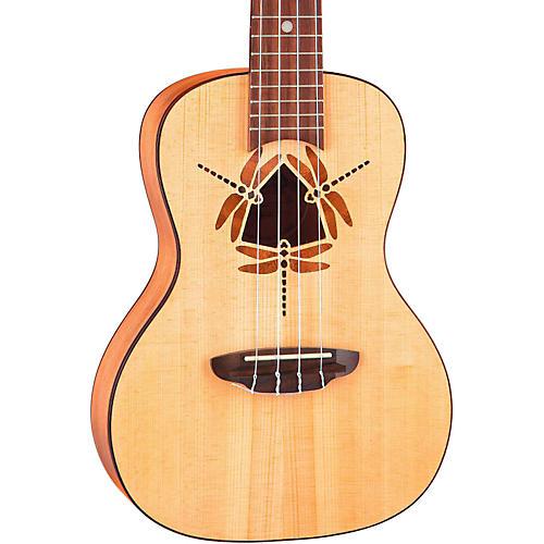 Luna Guitars Dragonfly Concert Ukulele-thumbnail