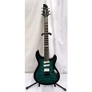 Pre-owned Fernandes Dragonfly Solid Body Electric Guitar by Fernandes