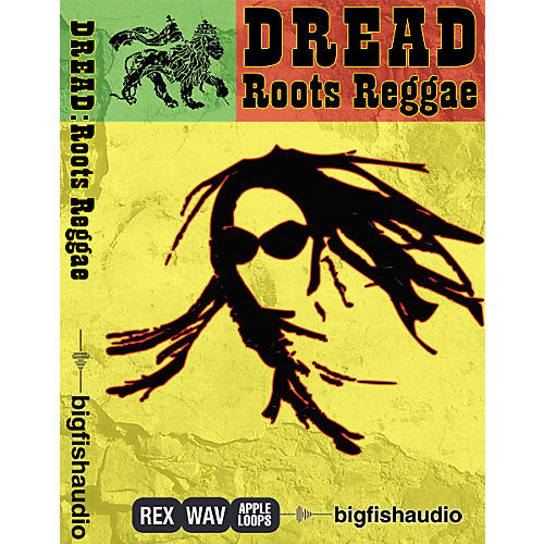 Big Fish Dread: Roots Reggae Sample Library DVD