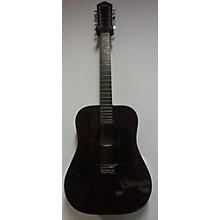 Ventura Dreadnaught 12 String Acoustic Guitar
