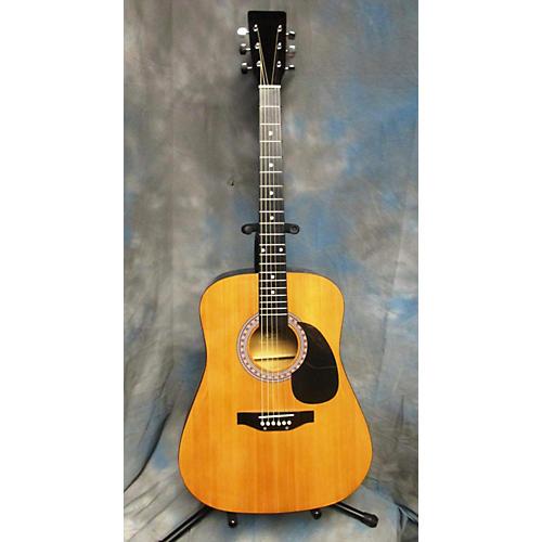 Esteban Dreadnaught Acoustic Guitar
