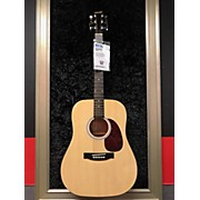Starcaster by Fender Dreadnaught Acoustic Guitar